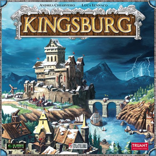 Kingsburg special blue family card