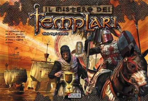Templars on board!