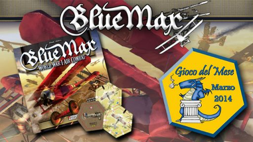Blue Max game of the month in the Games Academy stores