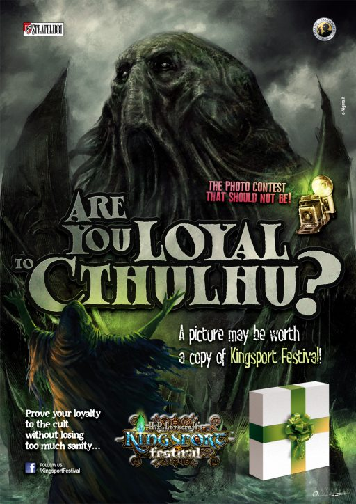 Are you loyal to Cthulhu?