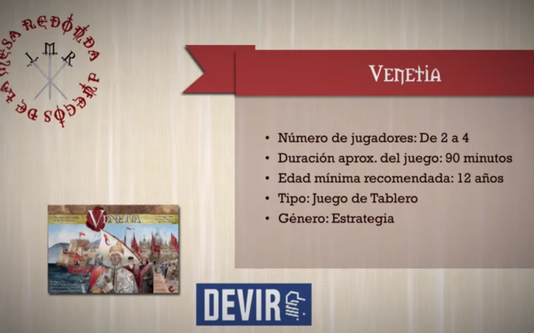 Venetia spanish video preview