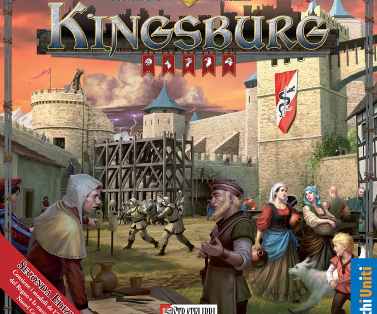 Kingsburg Line Download