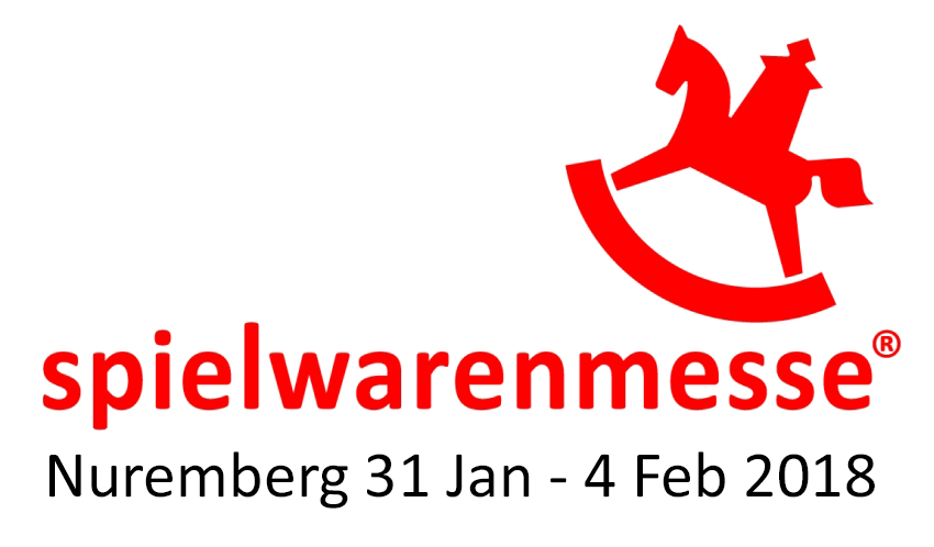 Spielwarenmesse Nuremberg 2018