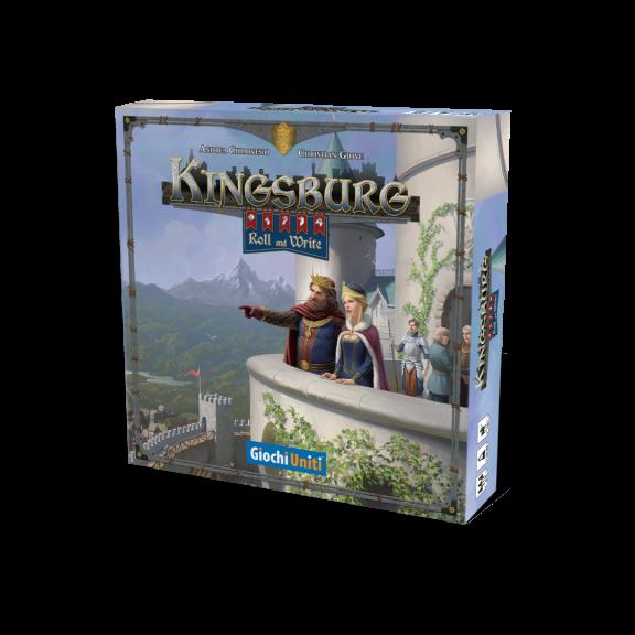 Kingsburg Roll&Write