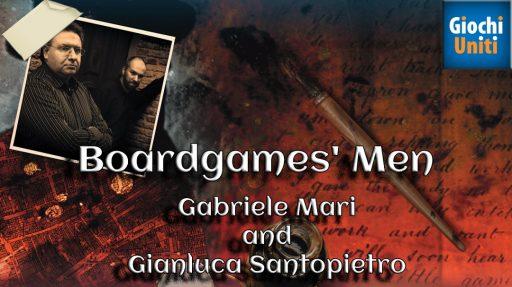 Boardgames' men Letters From Whitechapel