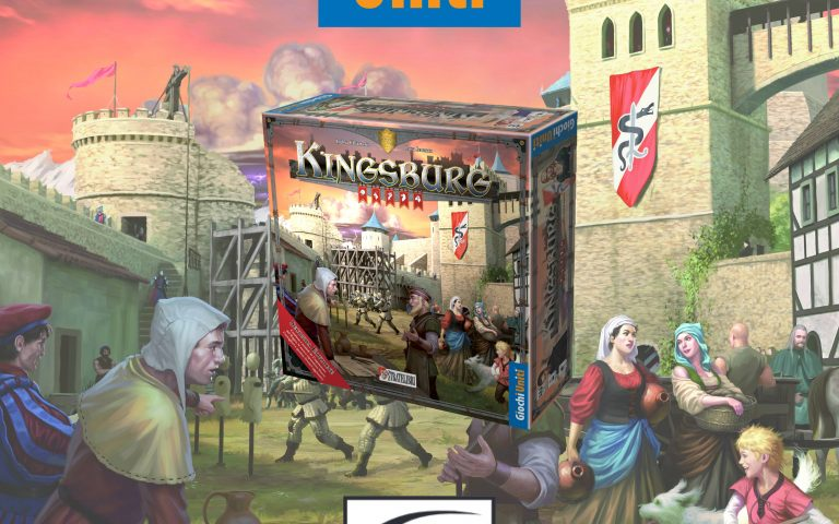 Kingsburg Deluxe Edition in Polish