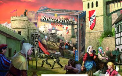 Kingsburg Deluxe Edition in Spanish