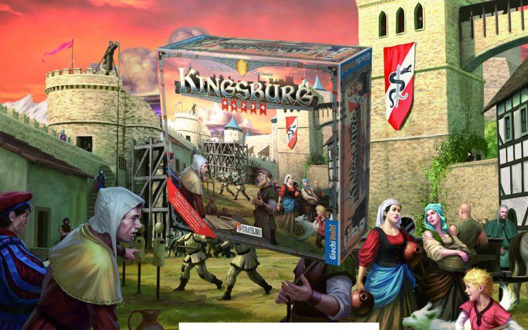 Kingsburg Deluxe Edition in Spanish