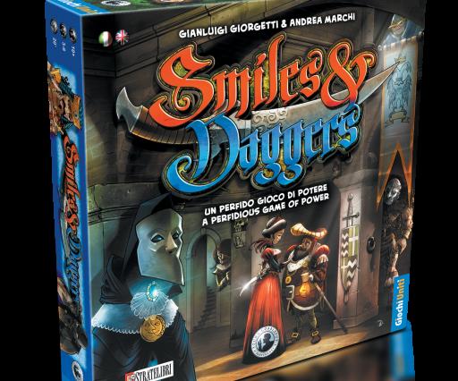 Smiles&Daggers