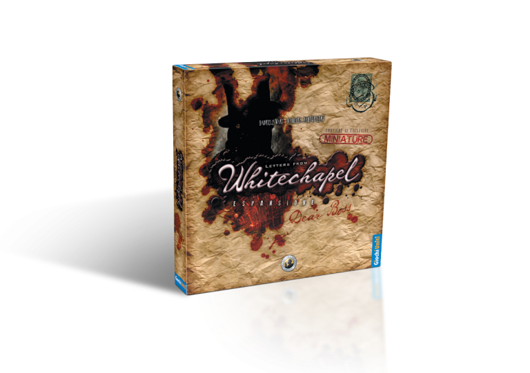 Whitechapel – Dear Boss Expansion