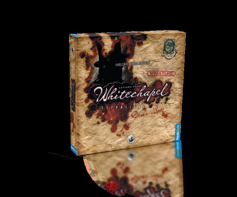 Whitechapel – Dear Boss Expansion