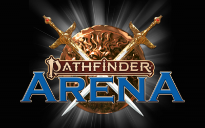 Giochi Uniti and Paizo to release Pathfinder Arena
