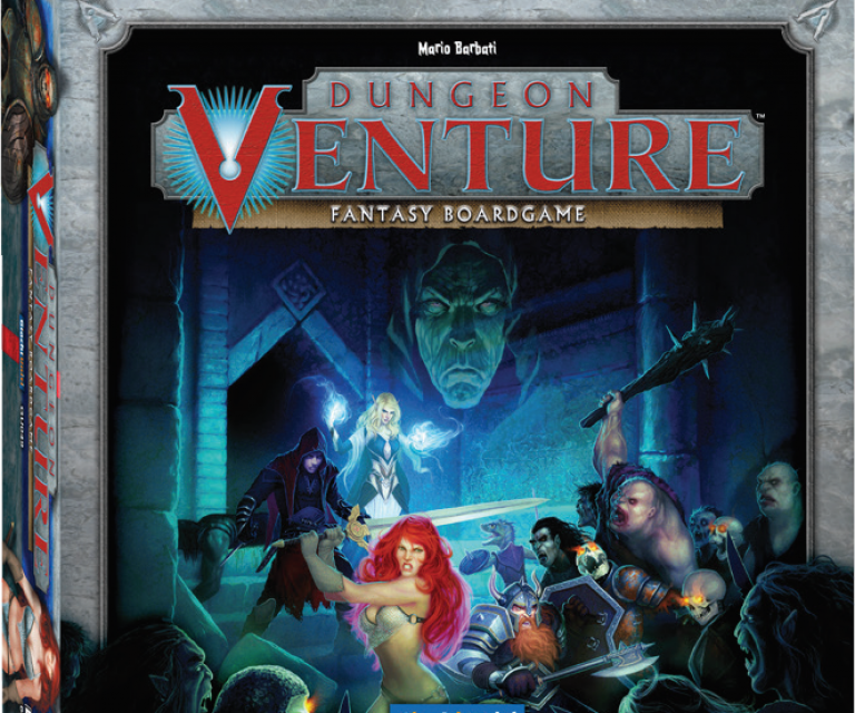 Dungeon Venture rules