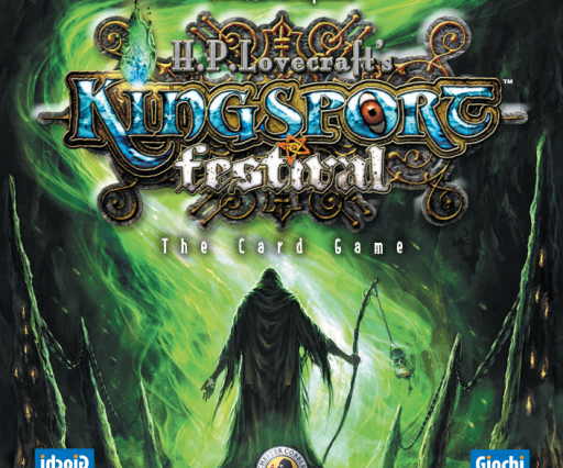 Kingsport Festival – The Card Game