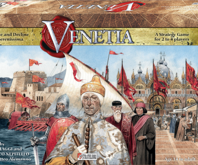 Venetia FAQ's, Errata and Rules