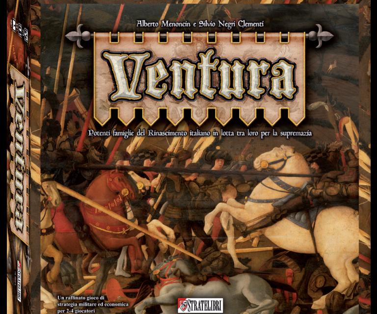 Ventura new tiles & promo card