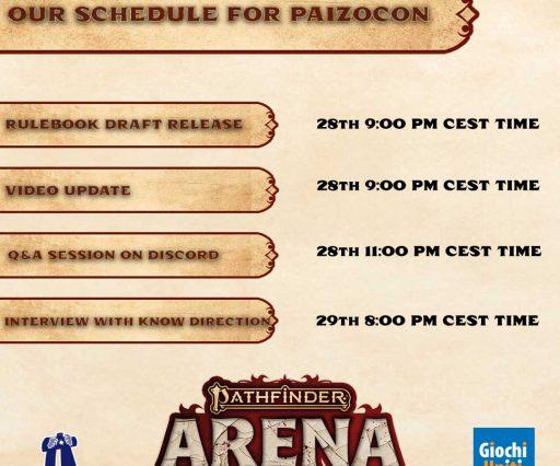 PaizoCon 2021