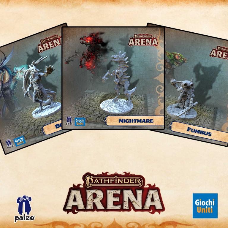 Pathfinder Arena Rulebook Release