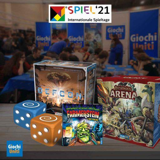 Giochi Uniti at EssenSpiel 2021